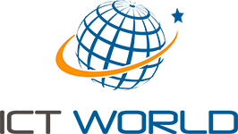 ICT World Logo